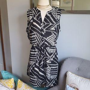 Gap Sleevelsss Shirt Dress
